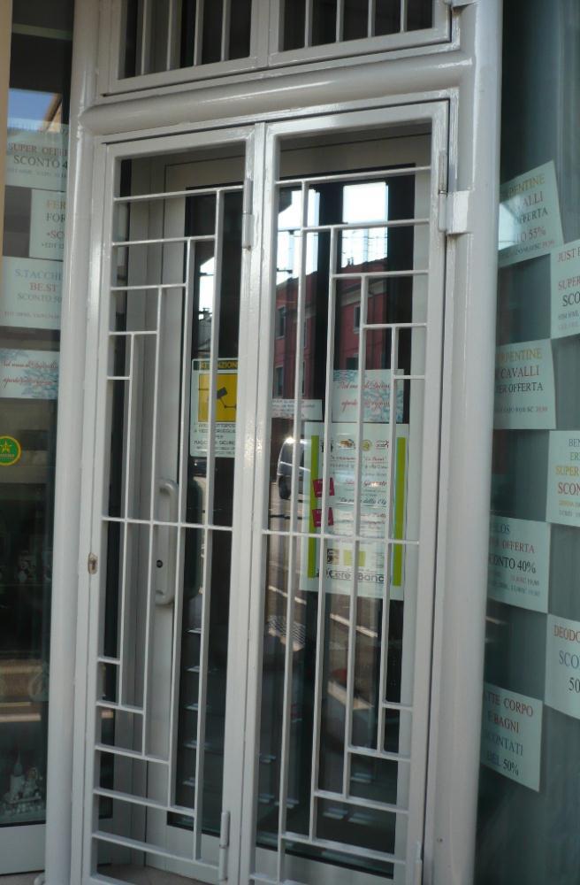 Galleria fotografica dei nostri lavori - Inferriata porta ...